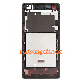 Front Housing Cover for Sony Xperia V LT25I