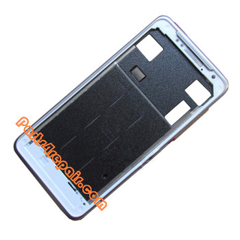 LCD Bezel for HTC J Z321E -White from www.parts4repair.com