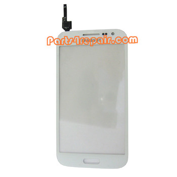 Touch Screen Digitizer for Samsung Galaxy Win I8550 -White from www.parts4repair.com