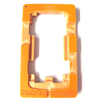 Glueing Mould for HTC One S from www.parts4repair.com