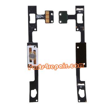 Sensor Flex Cable for Samsung Galaxy Mega 5.8 I9152 from www.parts4repair.com