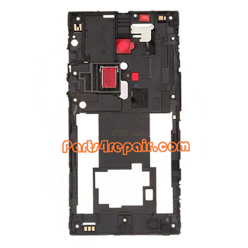 We can offer Middle Cover for Sony Xperia ion LTE LT28