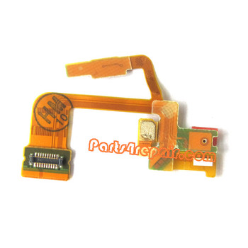 Camera Flex Cable for Sony Xperia ZL L35H
