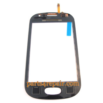 We can offer Touch Screen Digitizer for Samsung Galaxy Fame S6810 -Black