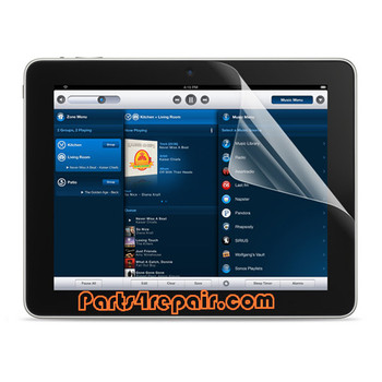 Clear Screen Protector Shield Film for Sony Tablet S