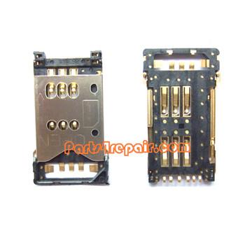 SIM Holder for Nokia 8800 Arte from www.parts4repair.com