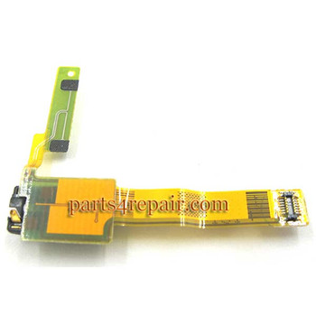 Earphone Jack Flex Cable for Sony Xperia SP M35H