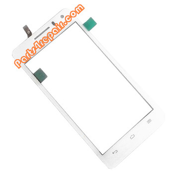 Touch Screen Digitizer for Huawei Ascend G600 U8950 -White from www.parts4repair.com