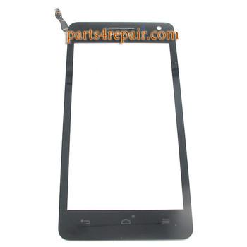 Touch Screen Digitizer for Huawei Ascend G600 U8950 -Black