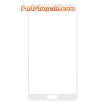 Front Glass OEM for Samsung Galaxy Note 3 N9000 -White from www.parts4repair.com