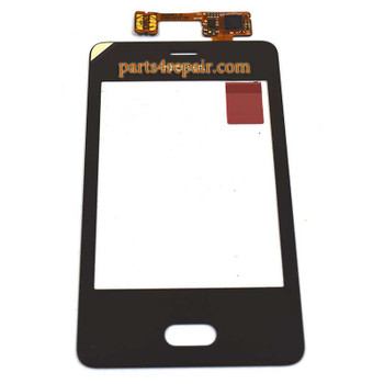 Touch Screen Digitizer for Nokia Asha 501 from www.parts4repair.com