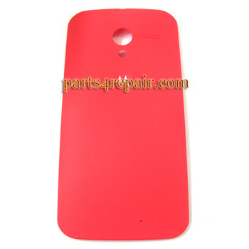 Generic Back Cover for Motorola Moto X XT1058 -Red