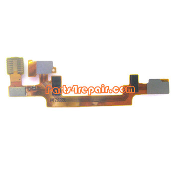 Front Camera Flex Cable for Nokia Lumia 1020 from www.parts4repair.com