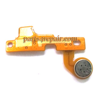 Microphone Flex Cable for BlackBerry Z10 -Used