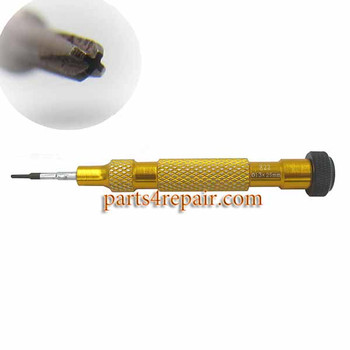 1.3mm Phillips Screwdriver for iPhone 4/4S/5 from www.parts4repair.com