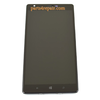 Complete Screen Assembly with Bezel for Nokia Lumia 1520