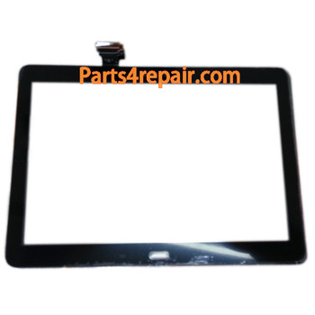 Touch Screen Digitizer for Samsung Galaxy Note 10.1 P600 P601 P605 -Black from www.parts4repair.com