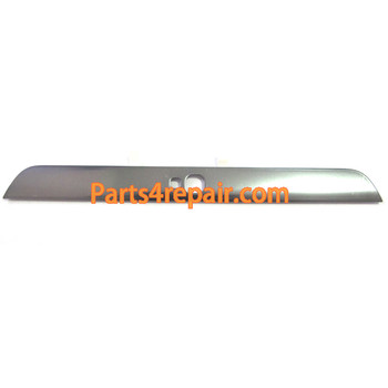 Side Cover for Samsung Galaxy Note 10.1 N8000 -Silver from www.parts4repair.com