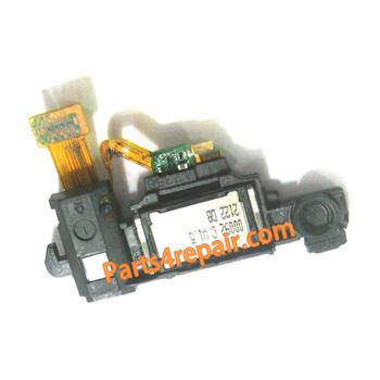 We can offer Earpiece Speaker Flex Cable for BlackBerry Z10