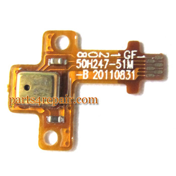 Microphone Flex Cable for HTC Radar  c110e