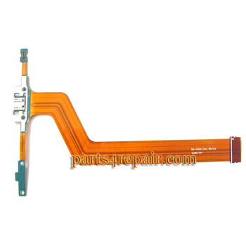 Dock Charging Flex Cable for Samsung Galaxy Note 10.1 P600 (2014 Edition) from www.parts4repair.com