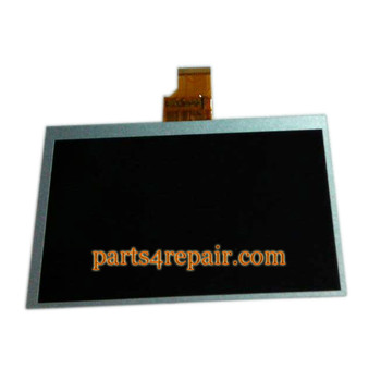 LCD Screen for Acer Iconia Tab B1-710 / B1-A71 from www.parts4repair.com