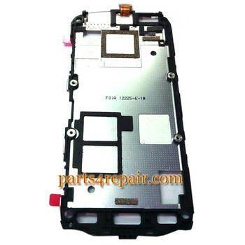 LCD Plate for Nokia 808 Pureview (Used) from www.parts4repair.com