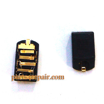 Earphone Jack Plug for Motorola XT1032 XT1058 XT1060 from www.parts4repair.com