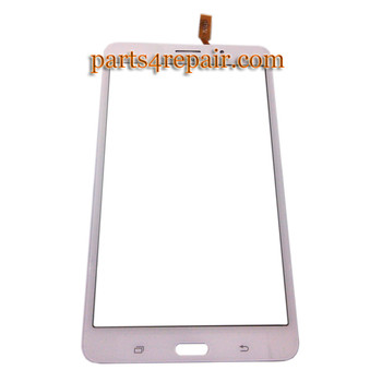 Touch Screen Digitizer for Samsung Galaxy Tab 4 7.0 T231 T235 -White (3G Version) from www.parts4repair.com