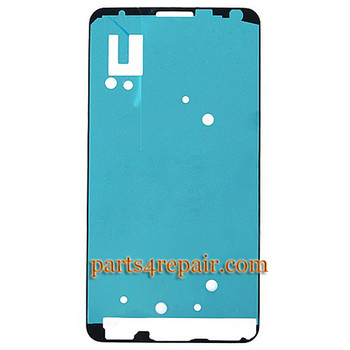 Front Housing Adhesive Sticker for Samsung Galaxy Note 3 N900 from www.parts4repair.com
