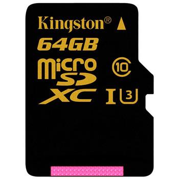 Kingston 64GB Micro SD 90MB/S Class 10 Memory Card TF