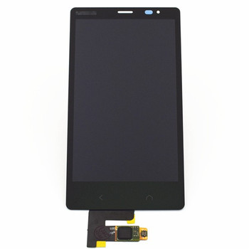 Complete Screen Assembly for Nokia X2 Dual SIM -Black from www.parts4repair.com