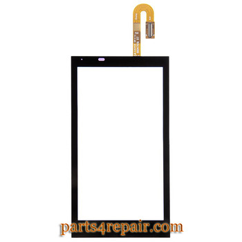 Touch Screen Digitizer for HTC Desire 610 from www.parts4repair.com