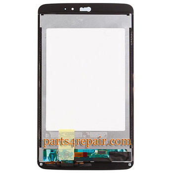 We can offer Complete Screen Assembly for LG G Pad 8.3 V500 -Black