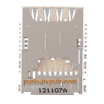 SIM Contact Holder for LG G3 D850 D855 from www.parts4repair.com