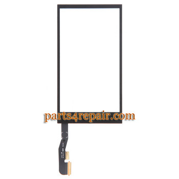 Touch Screen Digitizer for HTC One mini 2 -Black from www.parts4repair.com