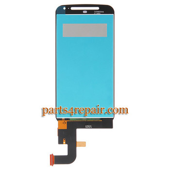 We can offer Complete Screen Assembly for Motorola Moto G2 -Black