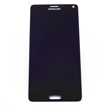 Complete Screen Assembly for Samsung Galaxy Note 4 -Black from www.parts4repair.com