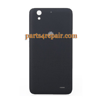 Back Cover with Side Keys for Huawei Ascend G630 -Black from www.parts4repair.com