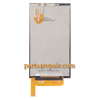 We can offer Complete Screen Assembly for HTC Desire 610