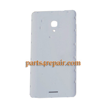 Back Cover for Huawei Ascend Mate 2 MT2 -White