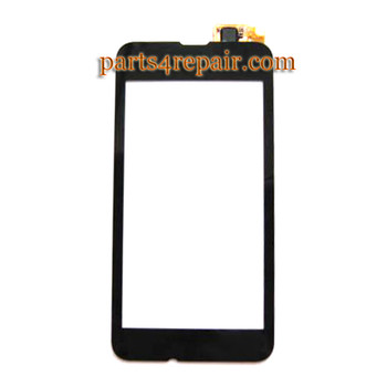 Touch Screen Digitizer for Nokia Lumia 530 from www.parts4repair.com