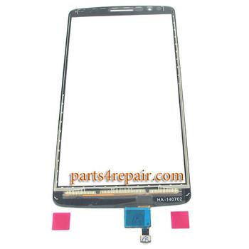 Touch Screen Digitizer for LG G3 D850 D855 LS990 D851 -White
