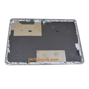 Back Cover for Samsung Galaxy Note 10.1 P601 P605 (3G Version) -Black