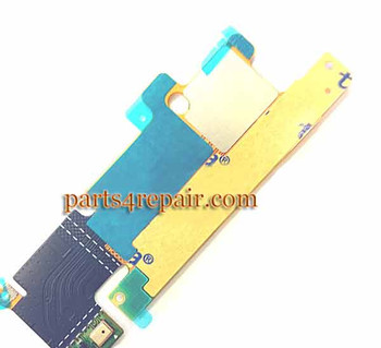 We can offer Flex Cable with Microphone for Sony Xperia T3 M50W
