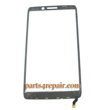 Touch Screen Digitizer for Motorola Droid Ultra XT1080 -White