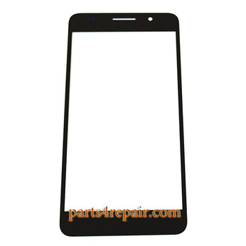 Front Glass for Huawei Honor 6 -Black from www.parts4repair.com