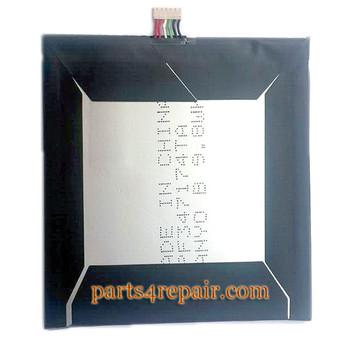 Built-in Battery 2600mAh for HTC Desire 816 820 from www.parts4repair.com