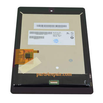 Complete Screen Assembly for Acer Iconia Tab A1-810