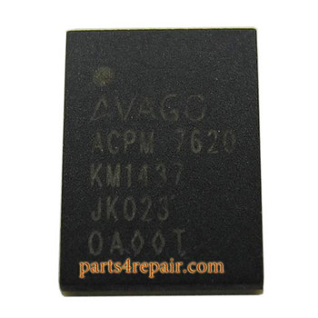ACPM-7620 Amplifier IC for Samsung Galaxy Note 4 from www.parts4repair.com